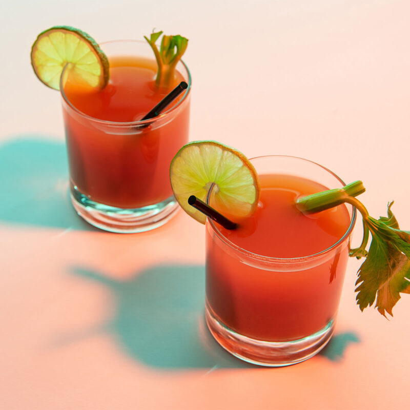 Snowaters Vodka Ultimate Bloody Mary