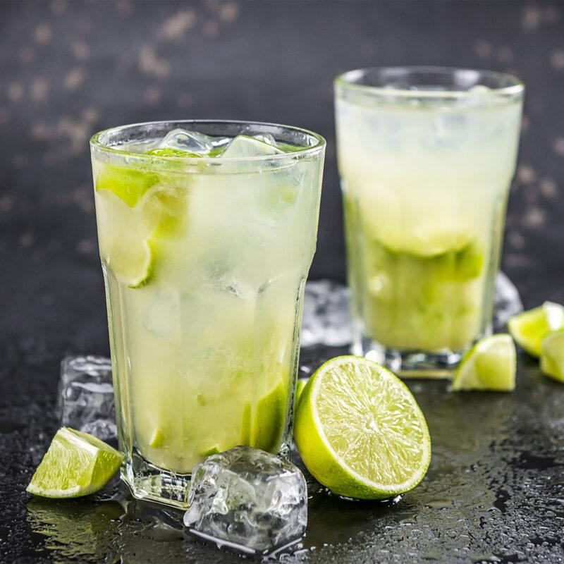 Snowaters Vodka Collins