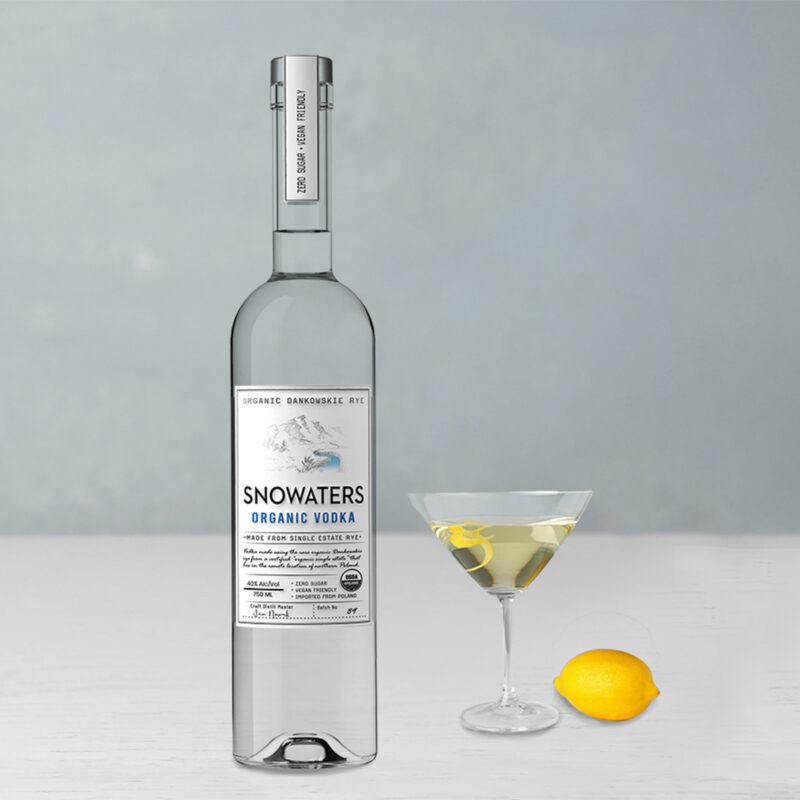 Snowaters Martini